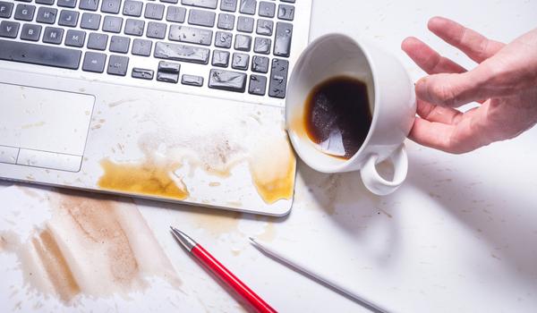 Wat kan er zoal misgaan op de thuiswerkplek?